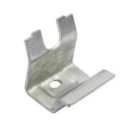 pièce d'estampage tôle galvanisé personnalisé de perforation
