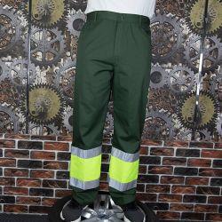 Custom светоотражающие мужчин Workwear грузовой карман строительство безопасность работы брюки