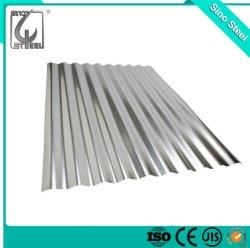 Galvanisiertes Stahlblech-Zink-überzogenes gewölbtes Dach-Blatt
