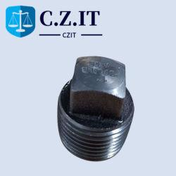 هيكل من الفولاذ المقاوم للصدأ وتركيبات الأنابيب المطروقة بمقاييس المعهد القومي الأمريكي للمعايير (ANSI)