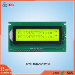 Tcc écran LCD de 16*2 Caractère Module monochromes série I2c de l'écran LCD STN Module d'affichage 16X2