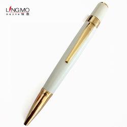 منتجات التجزئة الجديدة الساخنة قرطاسية تجارة الباليه المعدنية الترويجية القلم