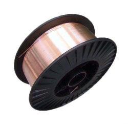 Baixa Material de Aço Carbono Er70s-6 de soldadura MIG fios 0,8mm-2.0mm