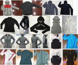 OEMの工場プライベートラベルのスポーツの衣類によってカスタマイズされる女性のフードが付いている長い袖のジャケット