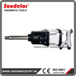 수선 힘은 1 인치 공기 타이어 압축 공기를 넣은 충격 Ui-1208를 도구로 만든다