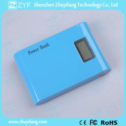 8800mAh Batterie externe de la Banque d'alimentation avec écran LED (ZYF8058)