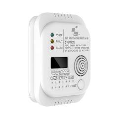 La alarma del detector de monóxido de carbono CO con la norma EN 50291