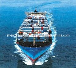 Oceaan Vracht/het Verschepen van China aan Valencia/Barcelona/Fos/Marseille/Malta/Genua/Venetië/Napels