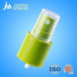 Cou en plastique24 cosmétique Parfum d'emballage Micro fine brume la pompe du pulvérisateur