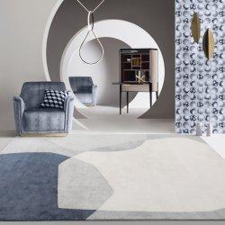키즈 룸 러그 바닥 카펫 손으로 만든 깔개 아크릴산 매트