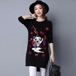 Новый стиль женских акриловый свитер, Pullover свитер