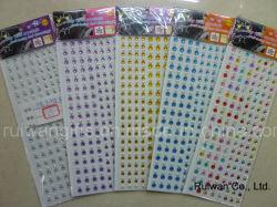 AcrylCrystal Diamond Sticker für Phone Decoration