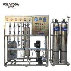 EDI elektronischer Umkehrosmosewasser Reinwasser EDI Wasserfilter Reiniger Volardda Deionisiertes Wasser