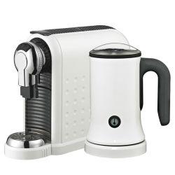 우유 Frother 유형 커피 기계 커피 메이커를 가진 에스프레소와 Cappuccino Nespresso 캡슐 기계