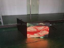 P4، شاشة LED خارجية كاملة الألوان، خدمة أمامية قابلة للطي شاشة عرض كابينة LED