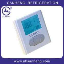 Thermostatsteuerung Für Die Klimaanlage Der Lüfterspule