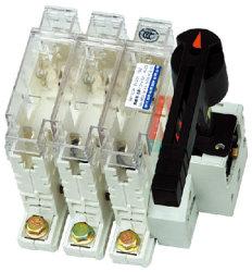 Disconnector dell'interruttore del fusibile di Dglr63~630A 3p Nh00, interruttore di isolamento
