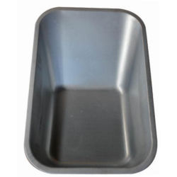 Schubkarre-Stahlmetallwanne China-Custome