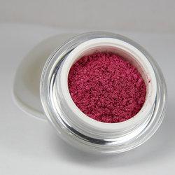 Commerce de gros de diverses couleurs en vrac pigments rouge perlé