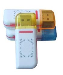 USB MMC de Stijl Nr van de Lezer van de Kaart. Cr-07