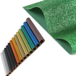 Multicolor de PVC de poliuretano PU Glitter imprimible metálicos de Transferencia Térmica Htv Imprimir