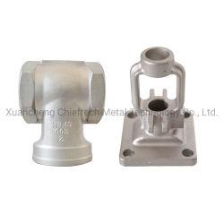 Valvole del pezzo fuso della cera dell'acciaio inossidabile/montaggi idraulici/pezzi di ricambio persi controllo di flusso