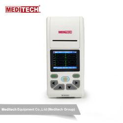 [مديتش] [ديجتل] ثلاثة قنوات يدويّة جهاز تخطيط قلب [إكغ] وافق آلة [إكغ] مع [س] و [إيس]