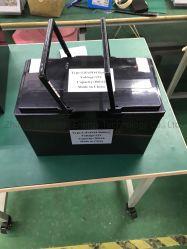 Fournisseur d'usine de bonne qualité de la batterie au lithium 12V 100Ah voiture batterie moto 500un courant batterie LiFePO4