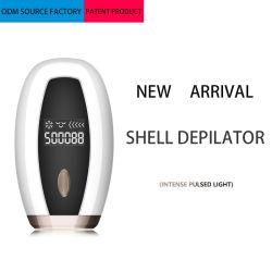Novo design do Shell Mini 600, 000 Pisca Electric indolor de remoção de pêlos a laser IPL