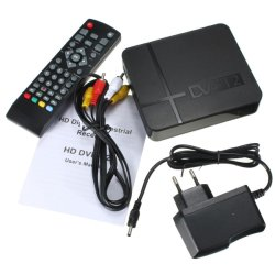 デジタルサポートWif 1080P完全なHDのスマートなDVB-T2受信機