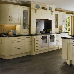 Armadio da cucina domestico su ordinazione della mobilia di disegno classico americano
