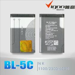 휴대폰 배터리 Nokia Bl-5c를 위한 최고의 품질