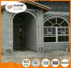PVC 회반죽을%s 입히는 코너 벽 구슬 또는 플라스틱 벽 코너 구슬