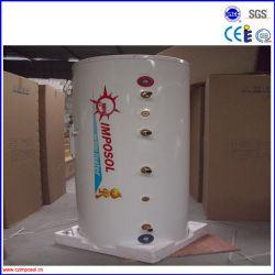 Solarkeymark 증명서를 가진 균열에 의하여 압력을 가하는 물 탱크