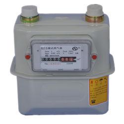 Ménage G1.6/G2.5/G4/G6 magnétique de diaphragme de compteurs de gaz naturel