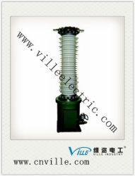 SF6 가스 - 절연 전압 변압기 VT