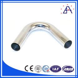 Coude de tuyau en aluminium personnalisés novateurs