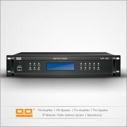 Lpf-102b может хранить 20 радиостанций числового управления тюнером