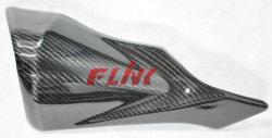스즈끼 Gsxr600/750 12를 위한 Motorycycle Carbon Fiber Parts Exhaust Protector