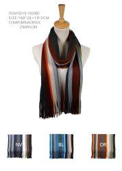 Высоких стандартов качества 100% полиакрил шерсти трикотажные шарфы