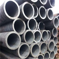 Laminados a quente laminados a frio de aço carbono do tubo de Tubos de Aço Sem Costura Oco