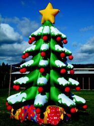 Decoración de Navidad 2017 Navidad inflable / Publicidad / Mini-árbol de Navidad