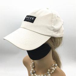 Européens et Américains OEM de la mode pour hommes et femmes chiffon de coton du patch broderie Sports Sun Cap Blanc Sport Baseball Cap 3D de la broderie de Ny Sport Hat
