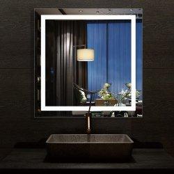 De nieuwe LEIDENE van het Scherm van de Aanraking van de Mist van de Stijl Anti Lichte Spiegel van de Badkamers