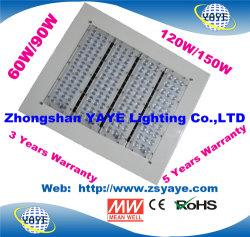 Yaye 18 Ce/RoHS/Meanwell/Bridgelux/ 2/3/5 Anos de garantia 60W/90W/120W/150W LED de modular a estação de gás da lâmpada de luz com IP65