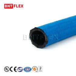 SAE100 R1at 철강선 땋는 유연한 압력 고무 유압 호스 또는 자동 스테인리스 유연한 금속 호스 관 또는 최고 공기 압축기 공기 호스 3 4
