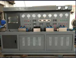 Motor da Bomba Hidráulica abrangente Instrumento de Teste da Válvula do Cilindro