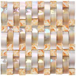 Muitas Cores Vidro cristal Piscina piso em mosaico telhas