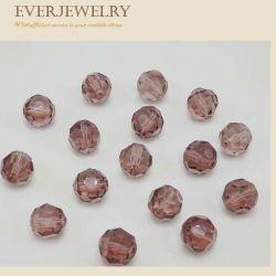 Rondelle de 32 perles à facettes boule