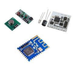 Módulo eletrônico Módulo de transmissão do módulo Bluetooth Jdy-17 Kit Módulo transceptor sem fio